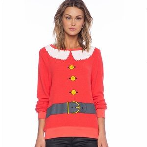 Wildfox Santa and Elf Sweater